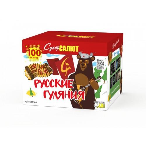 Фейерверк Русские гуляния