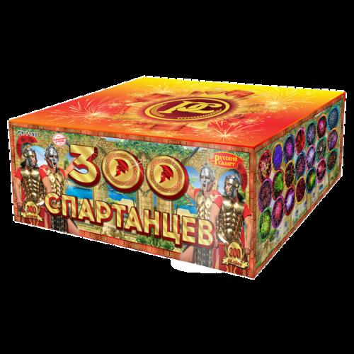 Фейерверк 300 Спартанцев