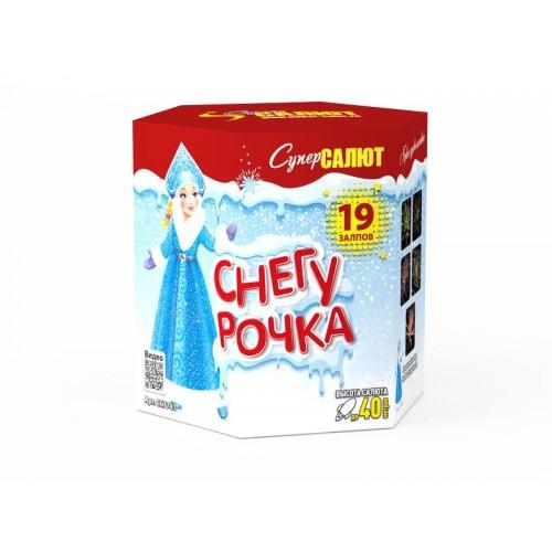 Фейерверк Снегурочка