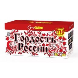 Фейерверк Гордость России!