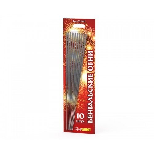 Бенгальские огни 250мм
