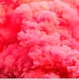Факел дымовой красный