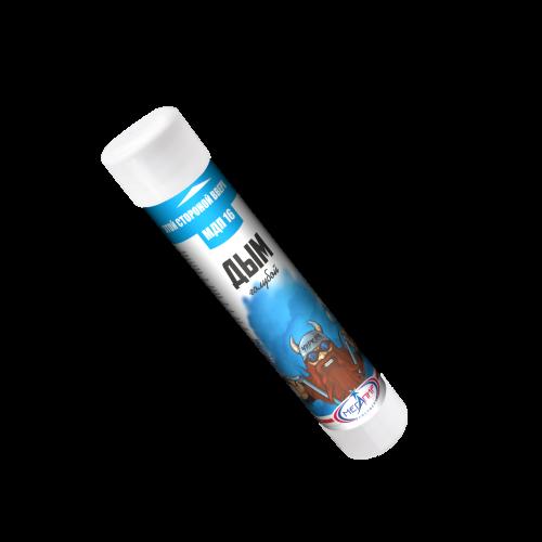 Дымовой фонтан Чиркач ручной (Голубой)